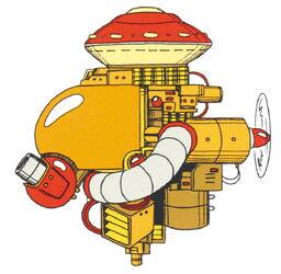 Wily Máquina 1 (Forma 1)