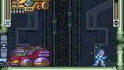 Mega Man X - D-Rex - No damage