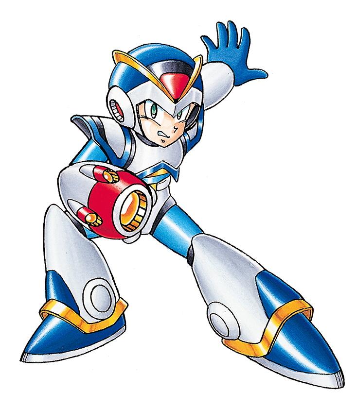 Armaduras de x mega man hq fandom powered by wikia - Megaman wikia ...