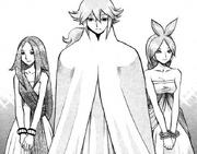 Musas en el manga