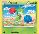Roselia (Destellos de Fuego TCG)