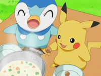 Archivo:EP543 Piplup y Pikachu comiendo.png