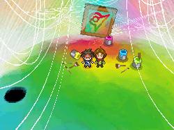 Interior del Gimnasio de Porcelana en los videojuegos