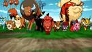 P07 Pokémon corriendo