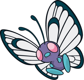 Archivo:Butterfree (dream world).png