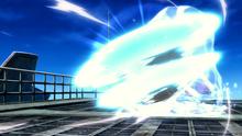 P19 Mega-Glalie usando giro bola