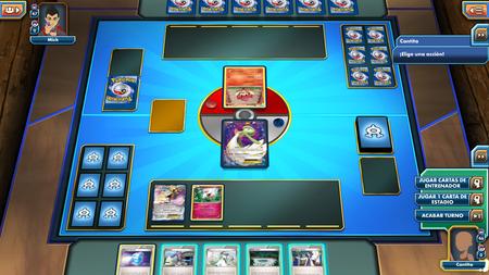 Pokémon TCG Campo de Juego