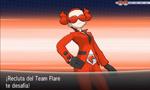 VS Recluta del Team Flare (mujer) completo