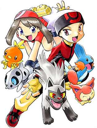 Archivo:Pokémon Special Ruby y Sapphire.png