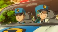 EP806 Policía y Agente Mara