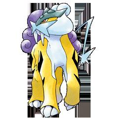 Archivo:Raikou en la segunda generación.png