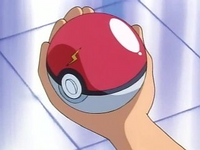 EP001 Poké Ball de Pikachu