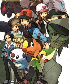 Pokémon Special BW