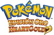 Pokémon Edición Oro HeartGold logo ES
