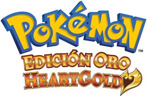 Archivo:Pokémon Edición Oro HeartGold logo ES.png