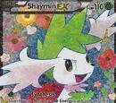 Shaymin-EX (Legendary Treasures TCG)