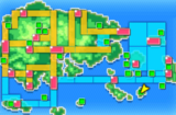 Resort Batalla mapa