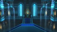 Sala de la Esclusa Liga Pokémon de Kalos SSB4 Wii U