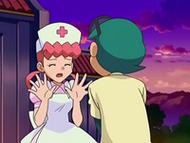 EP551 Enfermera Joy con Hamilton