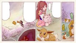 Oichi& Jigglypuff problemas