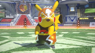 Pikachu enmascarada en Pokkén Tournament