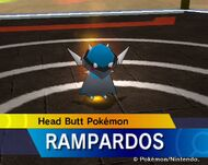Rampardos Rumble