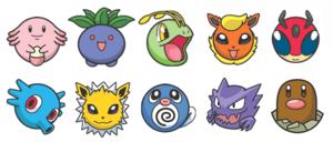 Pokémon en Pokémon Link!