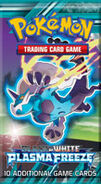 Plasma Freeze (TCG) Booster 4
