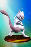 Trofeo Mewtwo (Smash) SSBM