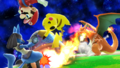 Charizard usando lanzallamas SSB4 Wii U.png