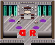 Habitación de los miembros de la Fortaleza Psíquica GR
