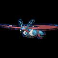 Mega-Salamence ROZA
