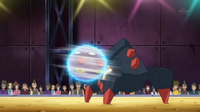 EP745 Koffing vs. Boldore