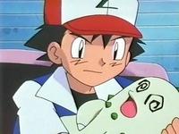 Archivo:EP133 Chikorita en los brazos de Ash.png