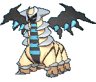 Giratina modificada XY variocolor