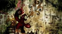 SME03 Pintura rupestre de Groudon primigenio