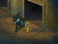 Archivo:EP528 Luxray y Pikachu en los pasadizos.png