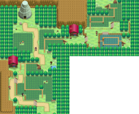 Mapa de la ruta 7