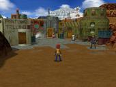 Entrada a Pueblo Pirita Pokémon XD