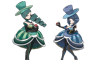 VS Aurora y Vésper
