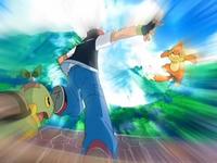 Archivo:EP552 Ash interponiéndose entre sus Pokémon.png