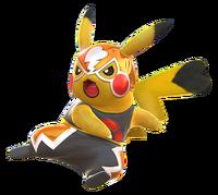Pikachu enmascarada (Pokkén Tournament)