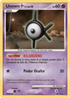 Unown K (Maravillas Secretas TCG)