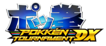 Logo Pokkén Tournament DX