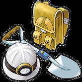 Ilustración del Kit de explorador