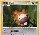 Bidoof (Frente Tormentoso TCG)
