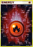 Energía fuego (EX Emerald TCG)