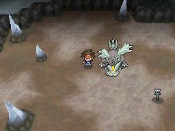 Pokemon N2B2 al lado de Kyurem.png