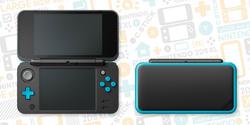 NN2DSXL Azul y negra