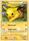 Pikachu (Heartgold & Soulsilver TCG)